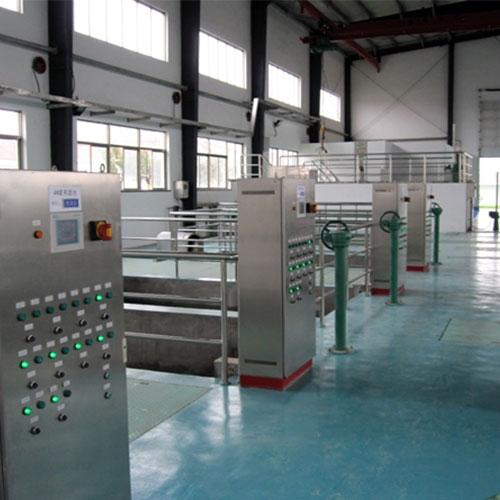 中水处理设备的设备特点