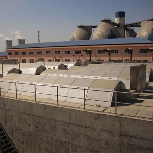 中水处理设备的工艺流程