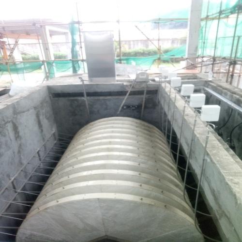 安阳锦华公司纤维转盘滤池的描述及性能