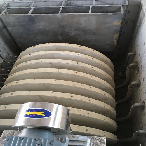 纤维转盘滤池电气设备使用维护与维修