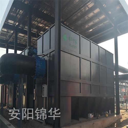 污水处理厂的流程和设施