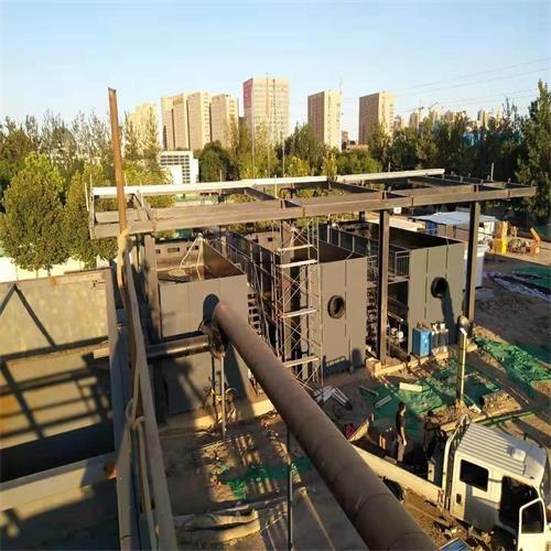 天津咸阳路污水处理厂