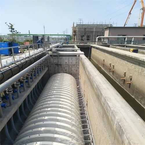 小曹娥城市污水处理厂项目