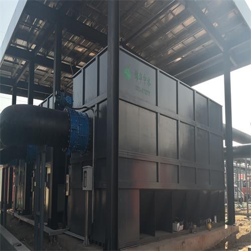 天津咸阳路污水处理厂项目