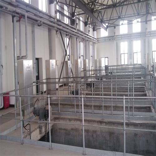 北京酒仙桥污水处理厂项目