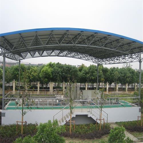 鹤壁无锡硕放厂污水处理厂项目