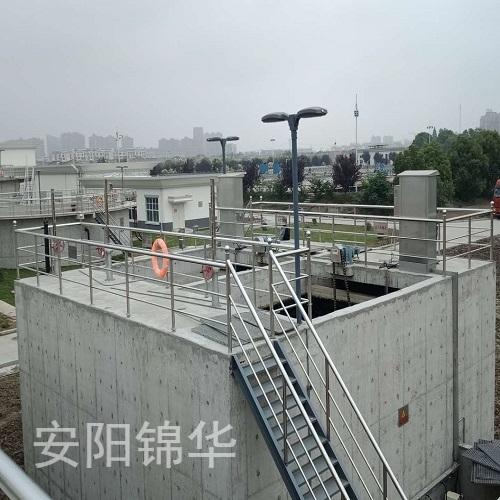 廊坊宝应仙荷污水处理厂项目